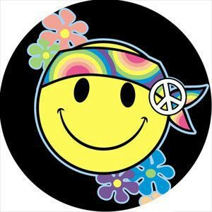 ☮ American Hippie Quotes ~ Hippie Smiley