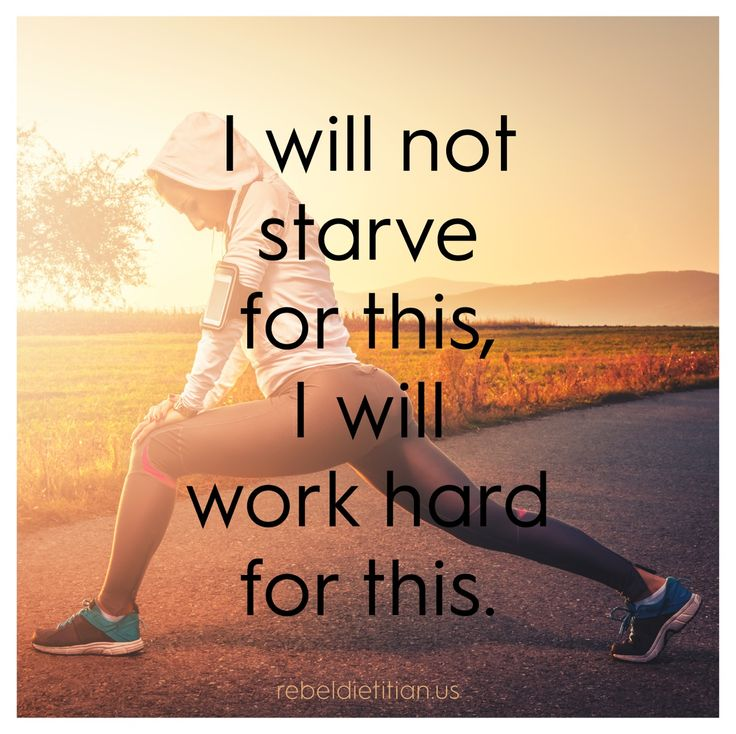 I will not starve for this, I will work hard for this.. :))