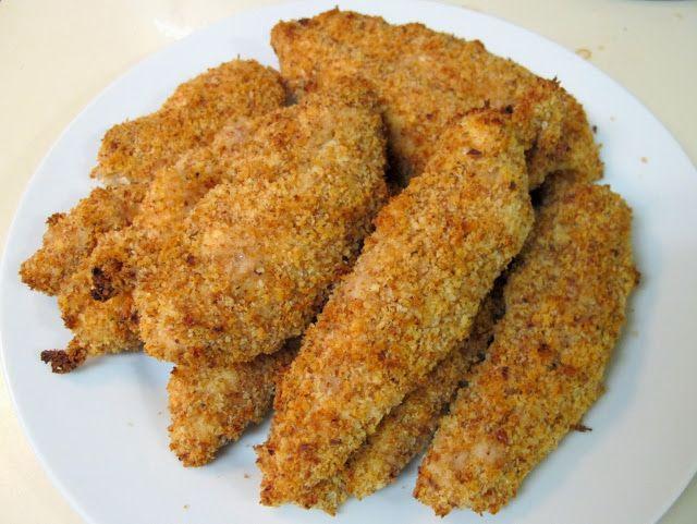 Eu acredito Que eu POSSO Fry: no forno de frango propostas