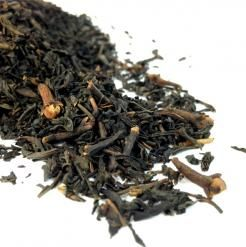IMPERIAL SPICE  Reminiscent of mulled wine aromas at a county fair  this tangy blend of black tea, orange, vanilla and a hint of cloves will warm your heart and soothe your senses.