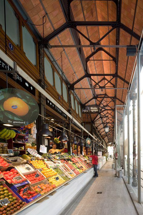 El Mercado de San Miguel, Madrid, 2007 - Juan Miguel Alarcón García
