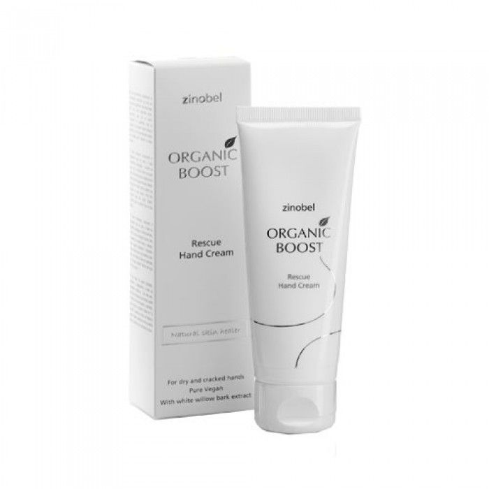 Zinobel - Organic Boost - Rescue Hand Cream