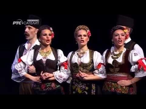 Nacionalni ansambl KOLO   -   Igre iz Srbije