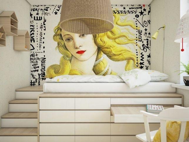 Incredibila amenajare a unui apartament de doar 37 metri patrati- Inspiratie in amenajarea casei - www.povesteacasei.ro