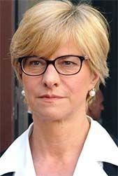 ITALY: Roberta Pinotti.  Since February 22. 2014.
