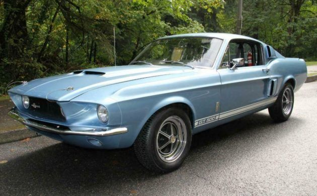 Investment Grade 8k Mile 1967 Shelby Gt500 Fastback 1967 Shelby Gt500 Shelby Gt500 Ford Mustang Shelby Gt500