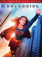 (affiliate link) Supergirl: The Complete First Season DVD