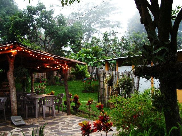 Hotel El Mesón de San Fernando Ataco El Salvador