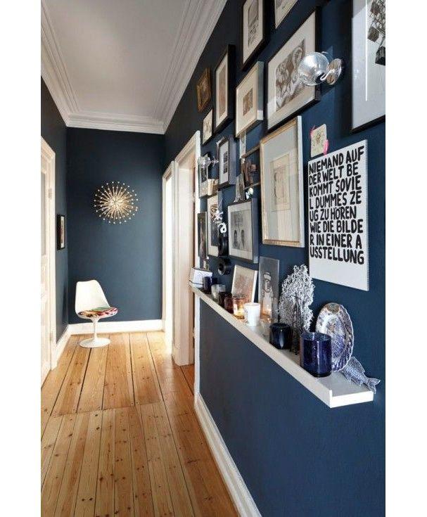 Les 25 meilleures id es concernant d coration de couloir troit sur pinterest couloirs troits - Idee deco couloir avec escalier ...