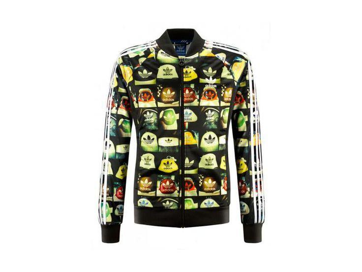 FELPA ADIDAS ORIGINALS HEEL Shop Online: www.aw-lab.com/shop/adidas-all-over-print-sweatshirt