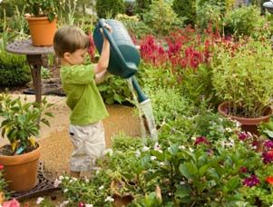Gardening Care Tips While on Vacation - Garden Planning - Miracle-Gro