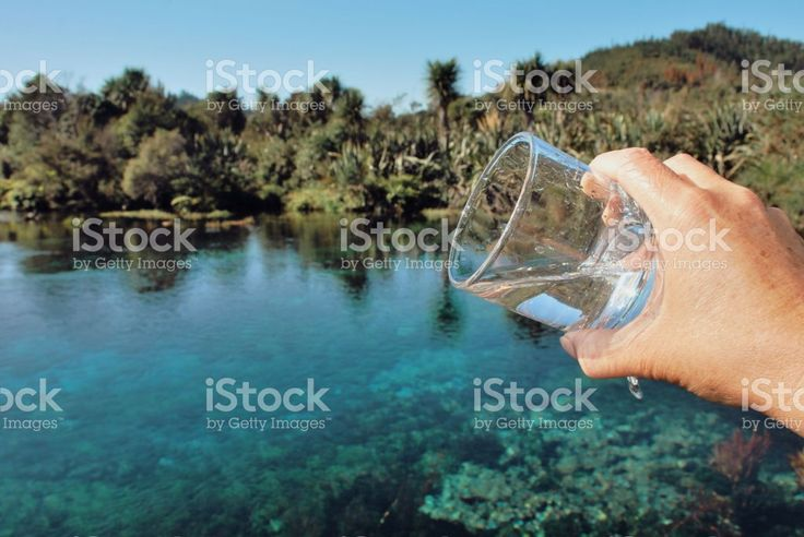 The Future of Pure Water royalty-free stock photo