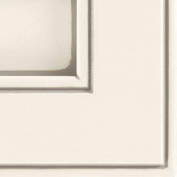 Alabaster Pewter Glazed Cabinet Finish - Kitchen Craft