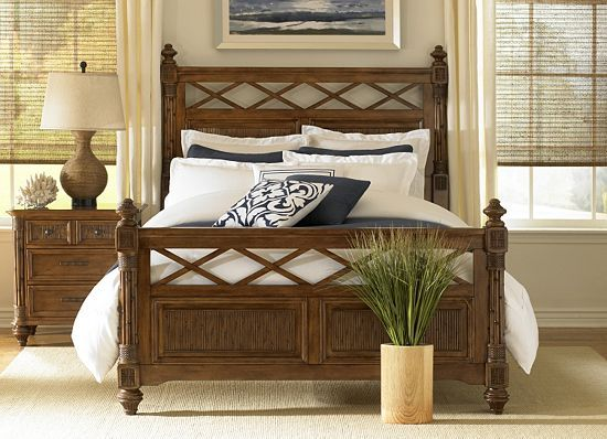 This Havertys Pelican Bay Bedroom Would Look Right At