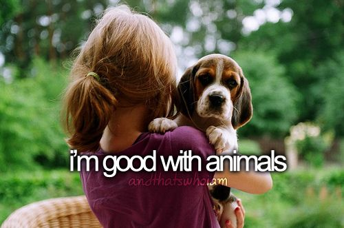 i had lots of different pets when i was little :)