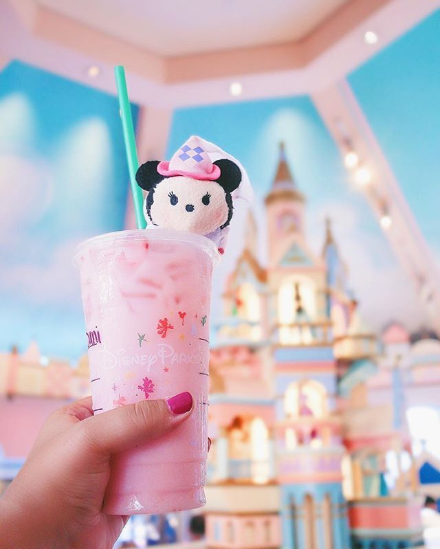 The perfect fairy tale princess drink  *I finally had the chance to try the…