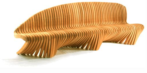 Banc bois design meuble design decoration design for Mobilier en bois