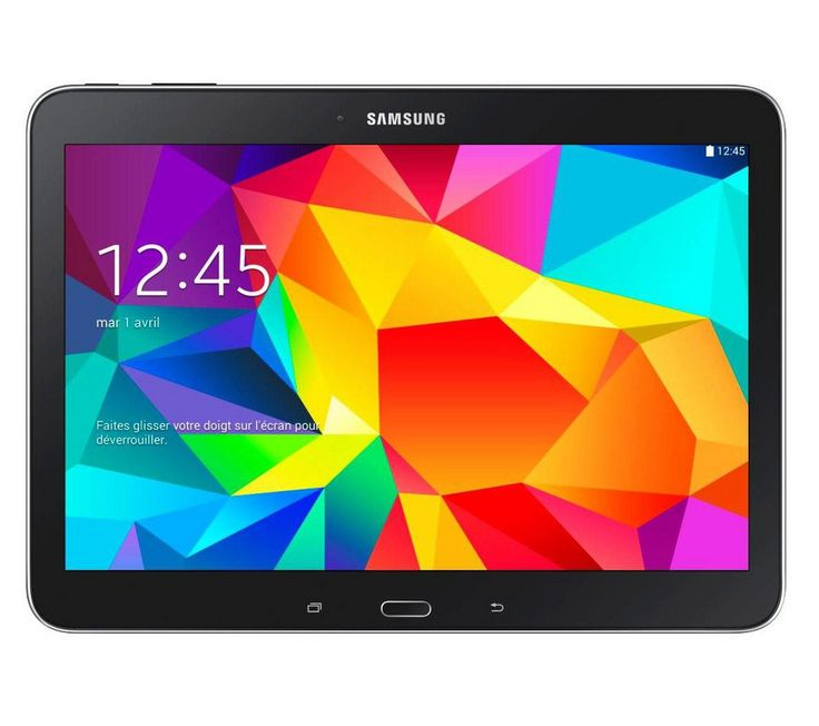 Tablette Carrefour Promo Tablette Tactile Achat Samsung Tablette Tactile Galaxy Tab 4 10 Noir