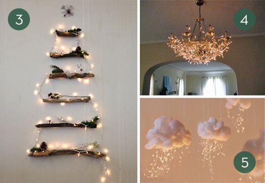 Roundup: 10 Alternative Ways To Display Christmas Lights