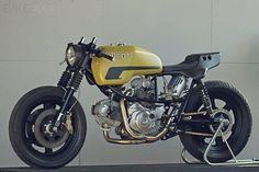 JvB-moto Ducati Pantah, Bonita de verdad!!