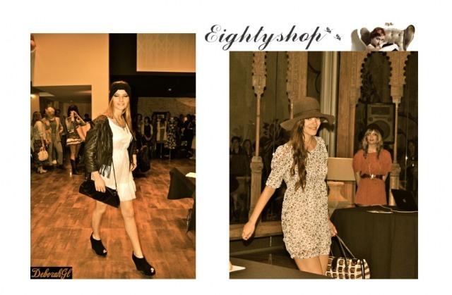 EigthyShop Fashion Show Hotel Onix Barcelona