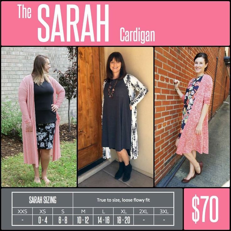 Sarah https://www.facebook.com/groups/lularoejilldomme/