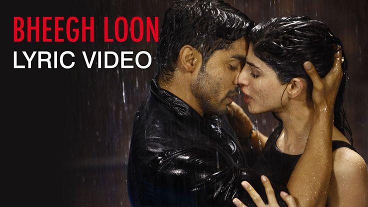 cool Bheegh Loon - Khamoshiyan | Lyric Video | Ankit Tiwari | Gurmeet Choudhary | Sapna Pabbi