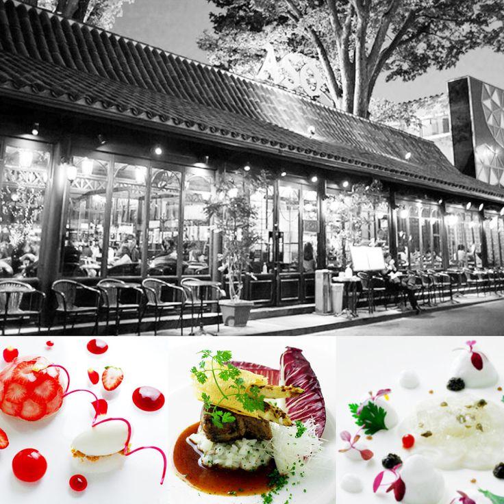 20151028 - M - 1 star - Restaurant Aso - Tokio #italianfood #italianchef #italianrestaurant www.100ITA.com