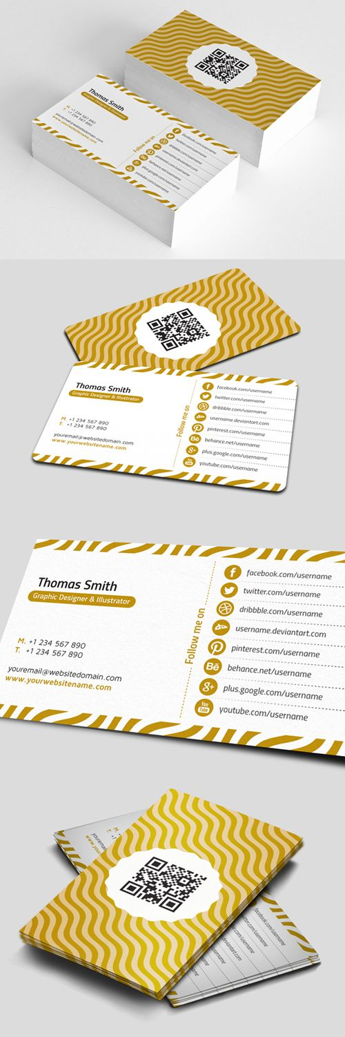 Personal Business Card #businessscards #professionalbusinesscards #personalbusinessscards #creativedesign