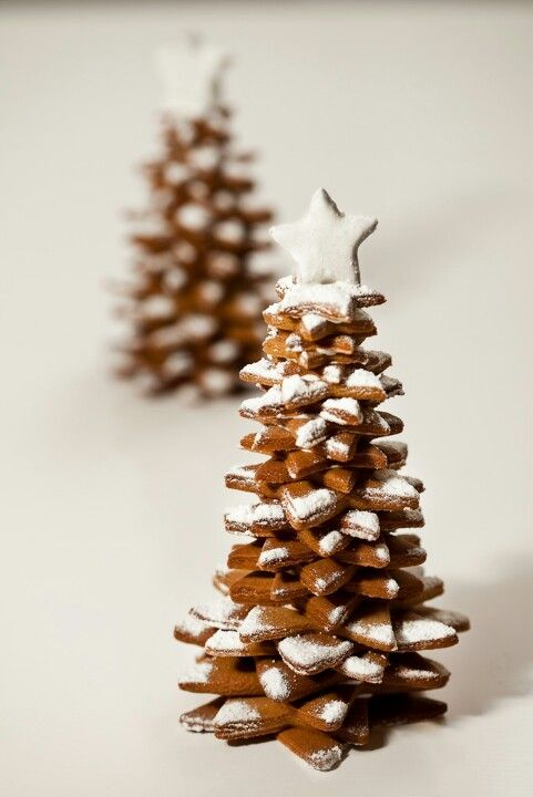 Gingerbread trees <3
