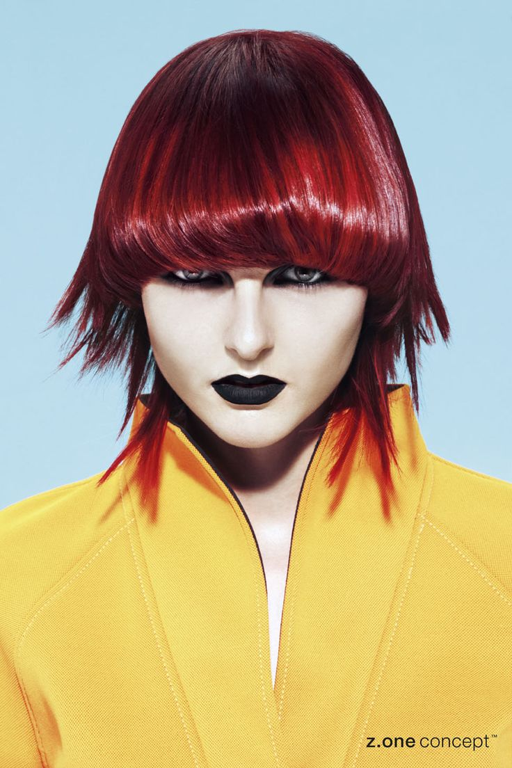 No Inhibition FW 2013-14 New Wave collection #hair #fashion