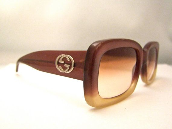 a047b1dbac1 Vintage Gucci Sunglasses    1990s Gucci Designer Glasses    style gg1156     Made In Italy