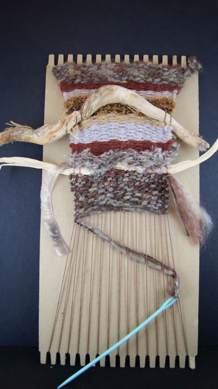 Knitting Unit Project : Assorted multicultural native american projects