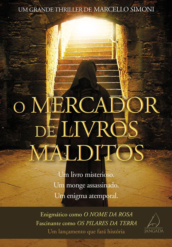 Baixar Livro O Mercador de Livros Malditos - Marcello Simoni em PDF, ePub e Mobi