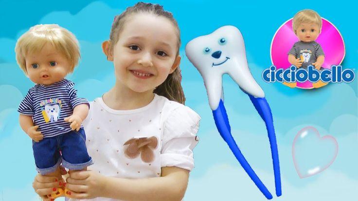 ÖYKÜNÜN DOKTOR OLMA HAYALİ My new toy Cicibello - educational children's...