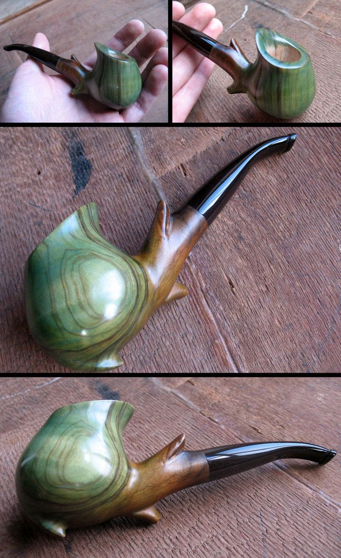 Shire's blossom by HouseOfLostPlay This is a beautiful pipe.