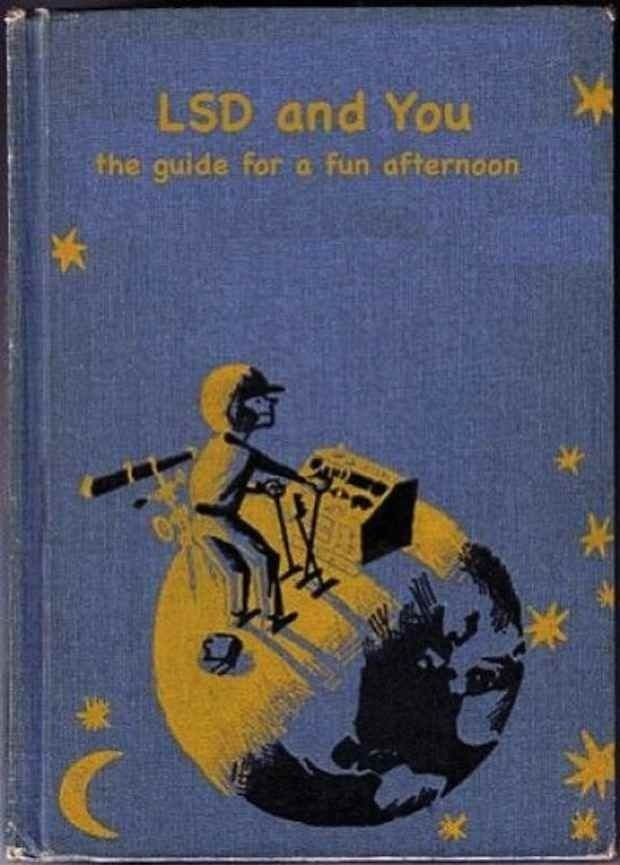 Do you really need a guide to having fun with LSD? | 12 (Unintentionally) Creepy Children's Books