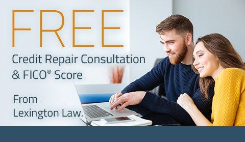 Free Credit Repair Consultation