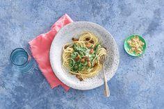 17 mei - Spinazie à la crème + Provençaalse kruiden + kruidenkaas light in de bonus bij Albert Heijn = vliegensvlug #bonuskoken - Recept - Allerhande