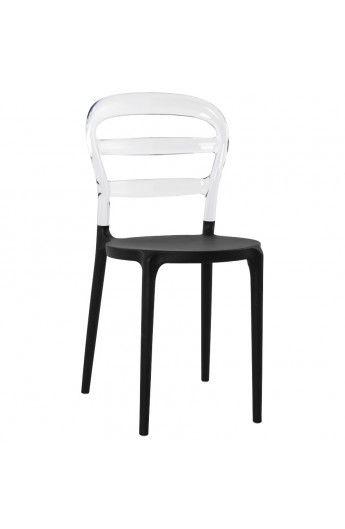 Les 20 meilleures id es de la cat gorie chaise plastique transparent sur pint - Chaise design plastique ...