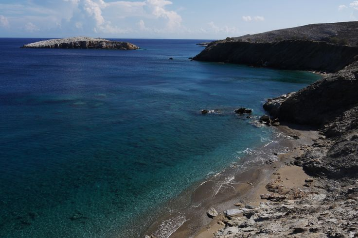 Vichenzou-puntaki beach, 240m from Vrahos Boutique Hotel.