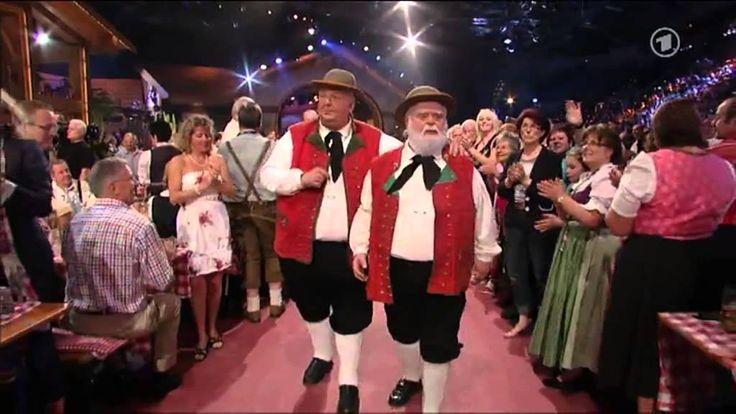 Die Wildecker Herzbuben, Hit-Medley - 2013