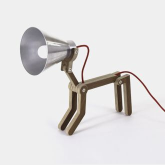 Waaf lamp by Structures