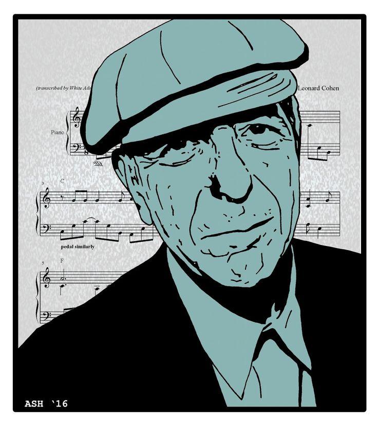 262 best I love Leonard Cohen images on Pinterest | Leonard cohen ...