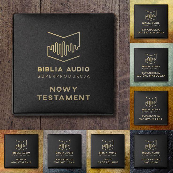 BIBLIA AUDIO superprodukcja - usłysz, czego nie przeczytasz. Nagrywamy…
