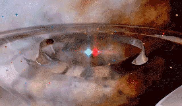 Ondas gravitacionais revelam comportamentos estranhamente inesperados de buracos negros distantes
