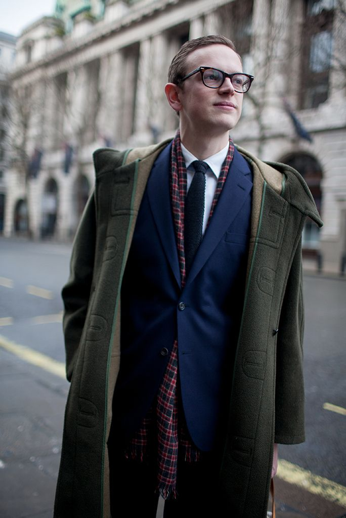 Street Style Men's Fall 2016