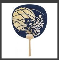 京うちわ | JCRAFTS.com (日本の伝統工芸品)