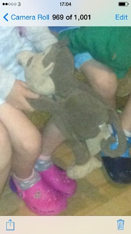"""Lost on 29/06/2015 @ Lanzarote . SOS please help find missing """"Monkey"""" !! Our daughter dropped her beloved monkey somewhere between Arrecife airport and Puerto Del Carmen Lanzarote on Monday 29th June. If you found it please retur... Visit: https://whiteboomerang.com/lostteddy/msg/thnp8m (Posted by Deirdre Flynn on 07/07/2015)"""