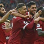 Liverpool Thrash Arsenal Chelsea Beat Everton; Spurs Held by Burnley